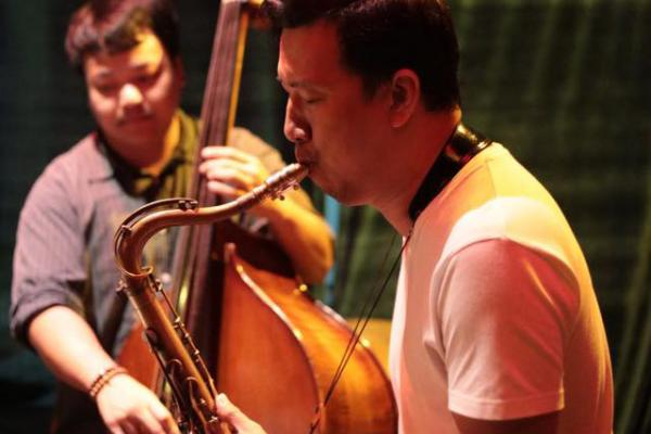 Bangkok's most exciting live jazz venue