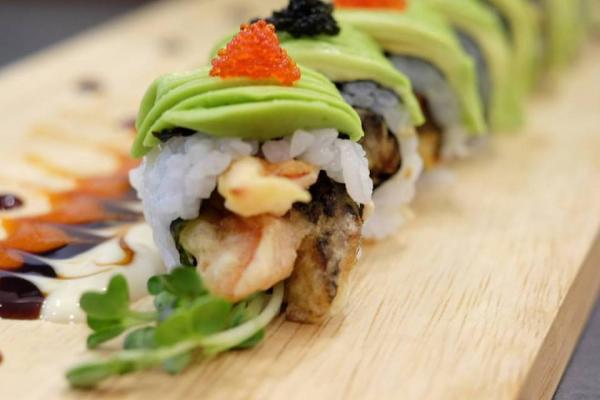 Green Dragon Maki