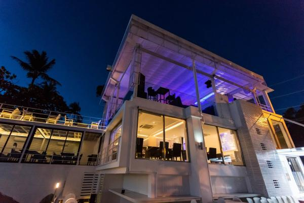 White Box restaurant Phuket