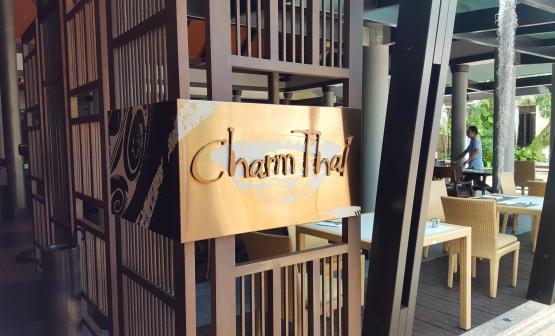Book Charm Thai via Tavolos